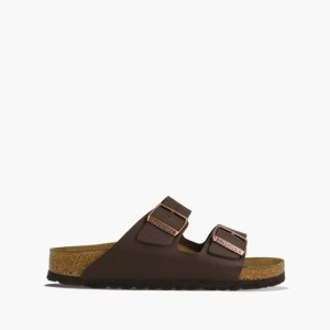כפכפים בירקנשטוק לנשים Birkenstock Arizona - חום