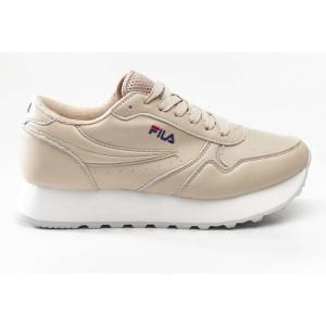 נעליים פילה לנשים Fila ORBIT ZEPPA L - בז'