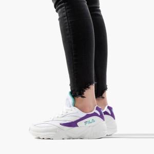 נעליים פילה לנשים Fila V94M Low - לבן