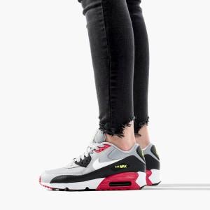 נעליים נייק לנשים Nike Air Max 90 Mesh - אפור/שחור