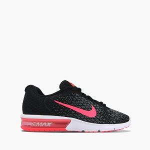נעליים נייק לנשים Nike Air Max Sequent 2 - שחור