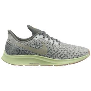 נעליים נייק לנשים Nike Air zoom Pegasus 35 - אפור/ירוק
