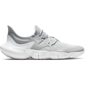 נעליים נייק לנשים Nike Free RN 5 - אפור/לבן