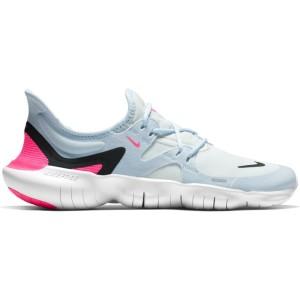 נעליים נייק לנשים Nike Free RN 5 - תכלת