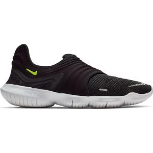 נעליים נייק לנשים Nike Free RN Flyknit 3 - שחור