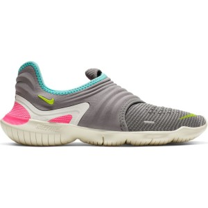 נעליים נייק לנשים Nike Free RN Flyknit 3 - אפור