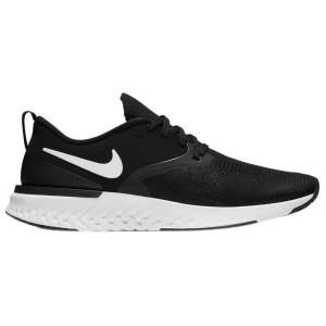 נעליים נייק לנשים Nike Odyssey React 2 Flyknit - שחור/לבן