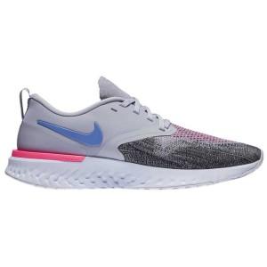 נעליים נייק לנשים Nike Odyssey React 2 Flyknit - אפור