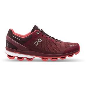 נעליים און לנשים On Cloudsurfer - אדום