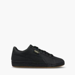 נעליים פומה לנשים PUMA Basket Classic Gum - שחור
