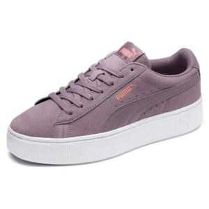 נעליים פומה לנשים PUMA Vikky Stacked SD - סגול