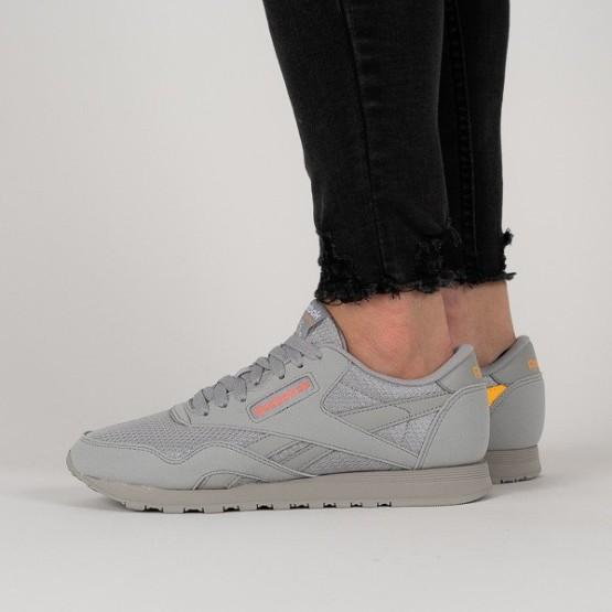 נעליים ריבוק לנשים Reebok Classic Nylon - אפור