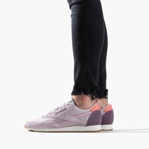 נעליים ריבוק לנשים Reebok Classic Nylon - סגול