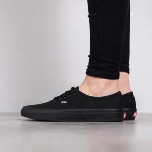 נעליים ואנס לנשים Vans Authentic - שחור