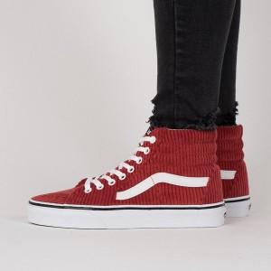 נעליים ואנס לנשים Vans Ua SK8-Hi - אדום