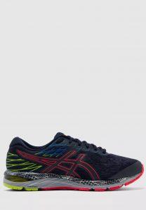 נעלי ריצה אסיקס לגברים Asics Gel Cumulus 21 - צבעוני כהה