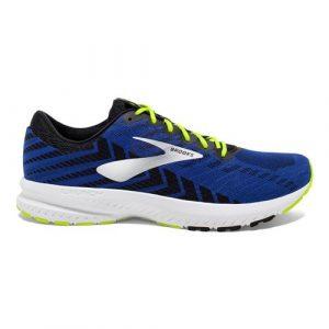 נעלי ריצה ברוקס לגברים Brooks Launch 6 - כחול כהה