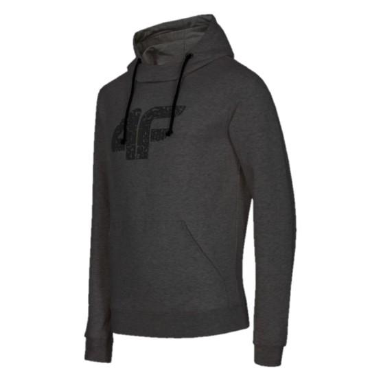בגדי חורף פור אף לגברים 4F BLM003 - שחור
