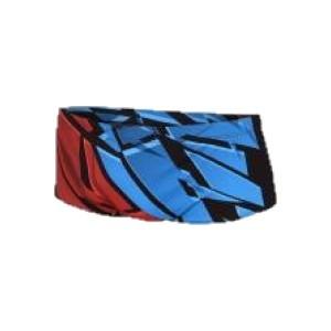 בגדי ים זארוד לגברים ZEROD RAVEMAN - כחול/אדום