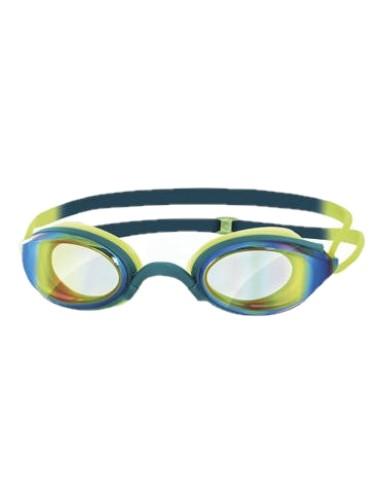אביזרים זוגס לנשים Zoggs FUSION AIR MIRROR - כחול/צהוב