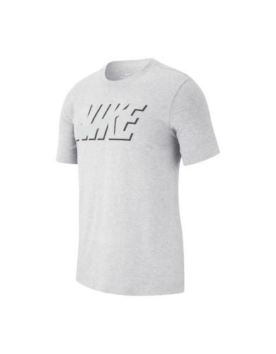 ביגוד נייק לגברים Nike BLK CORE - אפור