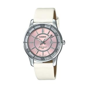 שעון קסיו לנשים CASIO LTP135 - ורוד