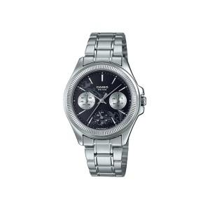 שעון קסיו לנשים CASIO LTP2088 - כסףשחור