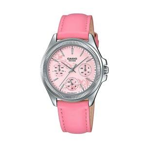 שעון קסיו לנשים CASIO LTP2088L - ורוד