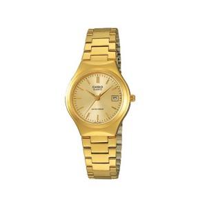 שעון קסיו לנשים CASIO LTP1170 - צהוב