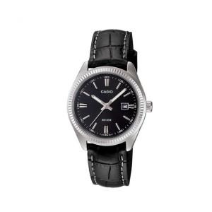 שעון קסיו לנשים CASIO LTP1302 - כסףשחור