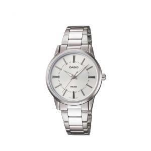 שעון קסיו לנשים CASIO LTP1302D - כסף