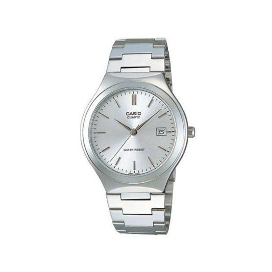 שעון קסיו לגברים CASIO MTP1170 - כסף