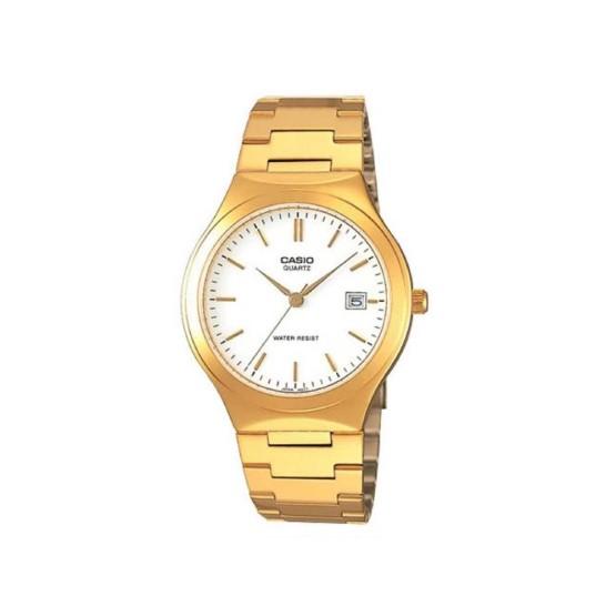 שעון קסיו לגברים CASIO MTP1170 - זהב