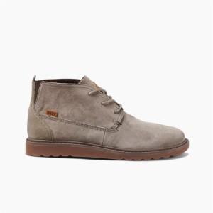 נעליים ריף לגברים Reef VOYAGE BOOT - אפור