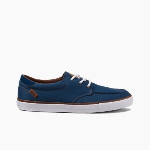 נעליים ריף לגברים Reef DECKHAND 3 - כחול