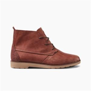 נעליים ריף לנשים Reef VOYAGE DESERT - חום