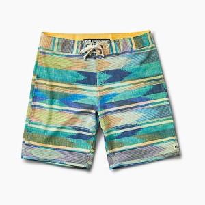 בגדי ים ריף לגברים Reef DEPARTURE - כחול
