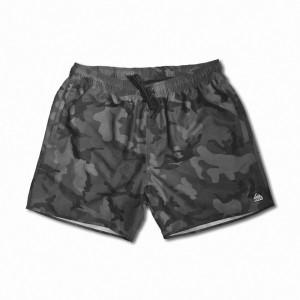 בגדי ים ריף לגברים Reef EMEA VOLLEY - אפור כהה