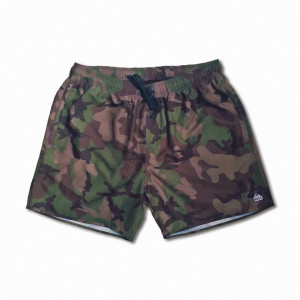 בגדי ים ריף לגברים Reef EMEA VOLLEY - ירוק כהה