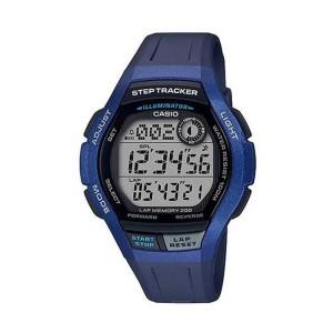 אביזרים קסיו לגברים CASIO WS2000 - כחול