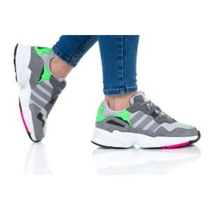 נעליים Adidas Originals לנשים Adidas Originals Yung-96 - אפור/ירוק