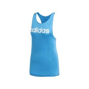 ביגוד אדידס לנשים Adidas W E LIN LOOTS TK - תכלת