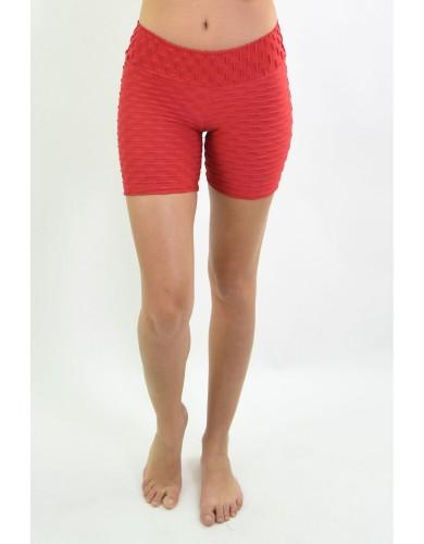 ביגוד ריו גים לנשים Rio Gym Ana Ruga Shorts - אדום