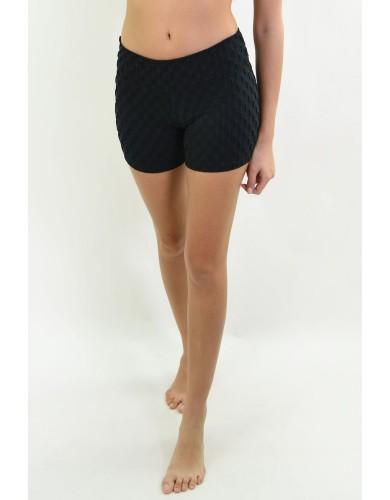 ביגוד ריו גים לנשים Rio Gym Ana Ruga Shorts - שחור