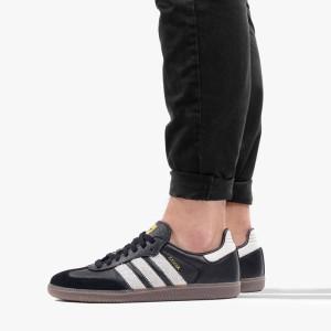 נעליים Adidas Originals לגברים Adidas Originals Samba OG - שחור/לבן