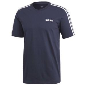 ביגוד אדידס לגברים Adidas Essentials 3 Stripes - כחול כהה