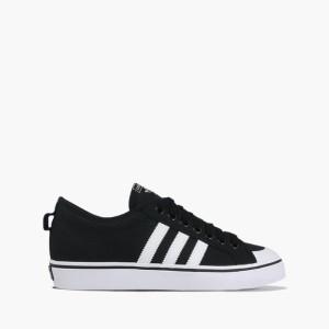 נעלי סניקרס אדידס לגברים Adidas Originals Nizza - שחור