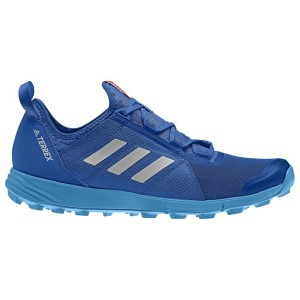 נעליים אדידס לגברים Adidas Terrex Agravic Speed - כחול