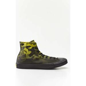 נעליים קונברס לגברים Converse CHUCK TAYLOR ALL STAR - צהוב