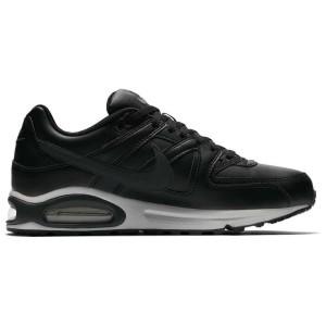 נעליים נייק לגברים Nike Air Max Command Leather - שחור